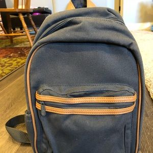 Thirty-one sling back thermal! Gray and natural
